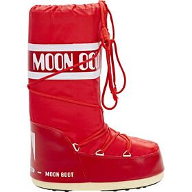 Moon Boot Nylon Bottes, red